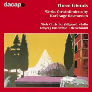 Rasmussen: Three Friends Product Image