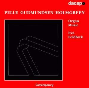 Pelle Gudmundsen-Holmgreen: Organ Music Product Image