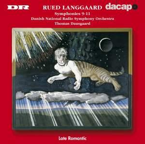 Langgaard: Symphonies Nos. 9-11 Product Image