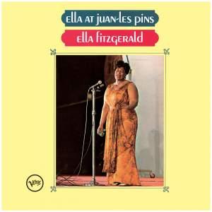 Ella at Juan-Les-Pins