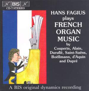 Hans Fagius plays French Organ Music
