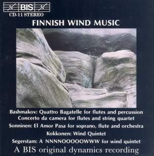 Finnish Wind Music Product Image