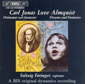 Almquist - Songs, lyrics, prose, piano & choral pieces Product Image