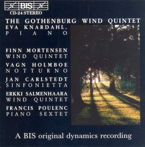 Wind Quintet and Piano, Volume 1 Product Image