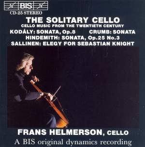 The Solitary Cello