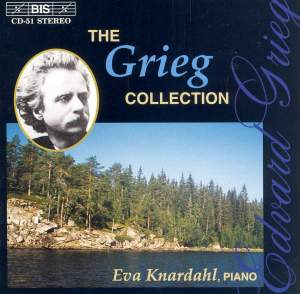 The Grieg Collection Product Image