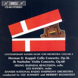 Contemporary Danish Music for Orchestra, Volume 2 Product Image
