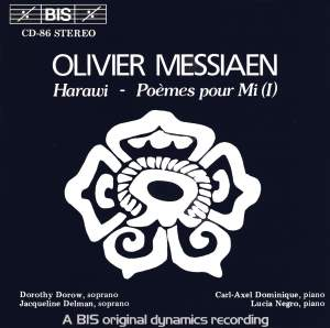 Olivier Messiaen - Songs Product Image