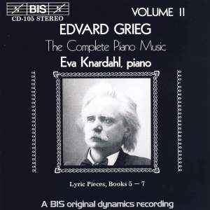 Grieg - The Complete Piano Music, Volume 2 Product Image