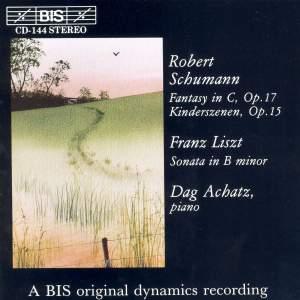 Schumann: Fantasie, Kinderszenen & Liszt: Piano Sonata Product Image
