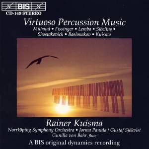 Virtuoso Percussion Music Product Image