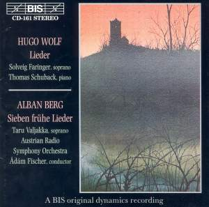 Wolf/Berg - Songs Product Image