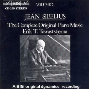 Sibelius - The Complete Original Piano Music, Volume 2 Product Image