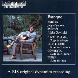 Baroque Guitar Suites Product Image
