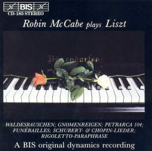 Robin McCabe plays Liszt Product Image