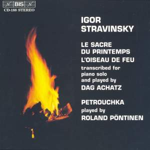 Stravinsky: The Rite of Spring, Firebird Suite & Three Movements from Petrushka Product Image