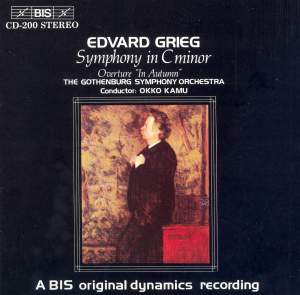 Grieg: Symphony in C minor and In Autumn