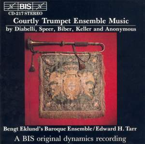 Courtly Trumpet Ensemble Music Product Image