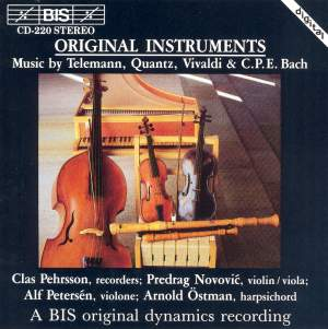 Original Instruments Product Image