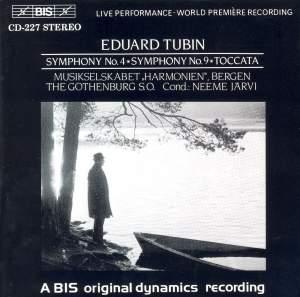 Tubin: Symphonies Nos. 4 & 9