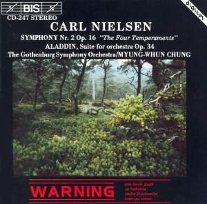 Nielsen: Symphony No. 2 & Aladdin Suite