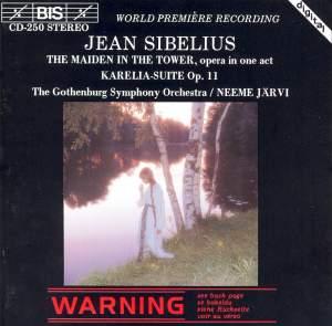 Sibelius: Jungfrun i Tornet & Karelia Suite Product Image