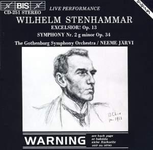 Stenhammar: Symphony No. 2 & Excelsior! Product Image