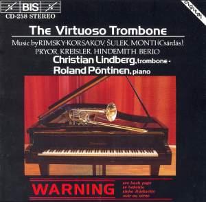 The Virtuoso Trombone Product Image