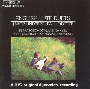 English Lute Duets Product Image