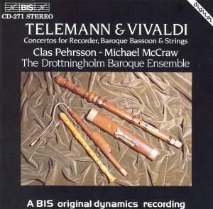 Telemann & Vivaldi - Recorder Concertos