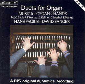 Duets for Organ Product Image