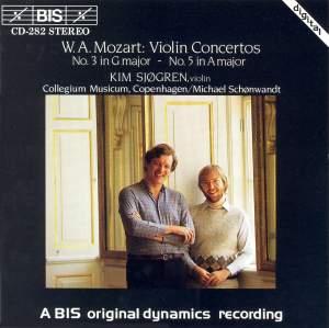 Mozart - Violin Concertos Product Image