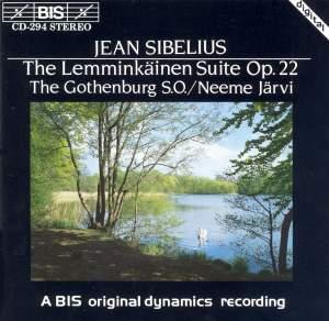 Sibelius: Lemminkäinen Suite, Op. 22 Product Image
