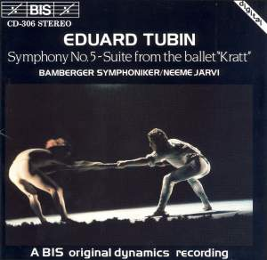 Tubin: Symphony No. 5 & Suite from the ballet 'Kraft' Product Image