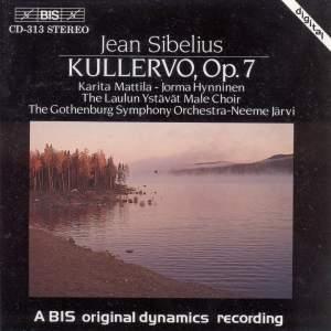 Sibelius: Kullervo, Op. 7 Product Image