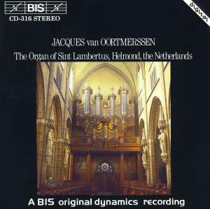 French and Spanish Organ Music Product Image