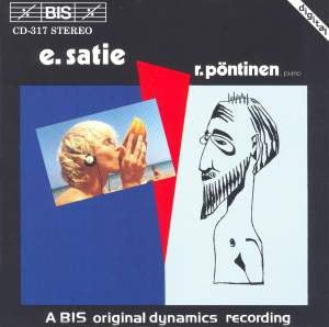 Satie - Piano Music Product Image