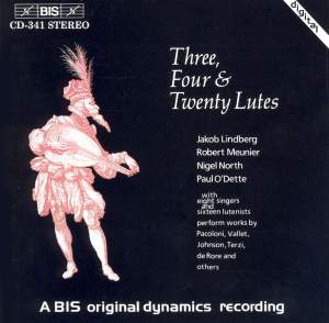 Three, Four & Twenty Lutes Product Image