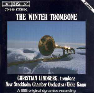 The Winter Trombone Product Image
