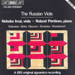 The Russian Viola Product Image