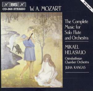 Mozart - Complete Music for Solo Flute and Orchestra Product Image