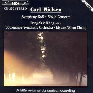 Nielsen: Symphony No. 5 & Violin Concerto Product Image