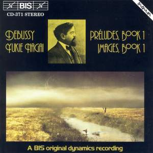 Debussy: Préludes Book 1 & Images for piano Product Image