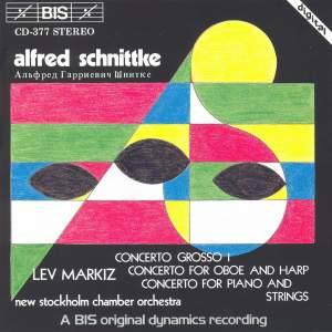 Schnittke: Concertos Product Image