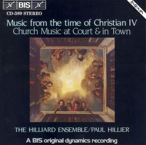 Music from the time of Christian IV