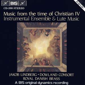 Music from the time of Christian IV Product Image