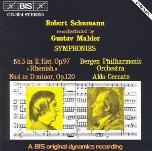 Schumann: Symphonies Nos. 3 & 4 Product Image