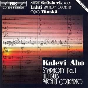 Aho: Symphony No. 1, Violin Concerto & Hiljaisuus Product Image