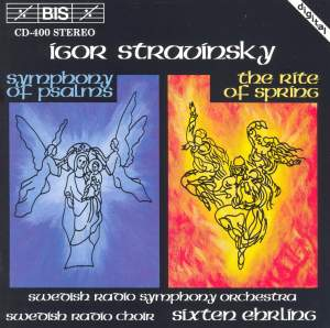 Stravinsky: The Rite of Spring & Symphony of Psalms Product Image