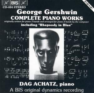 Gershwin - Complete Piano Works